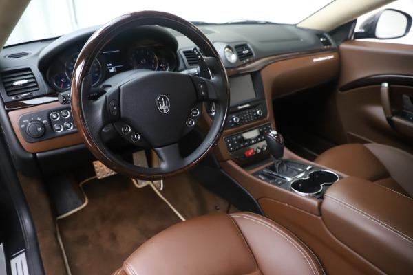 Used 2016 Maserati GranTurismo Sport for sale $64,900 at Alfa Romeo of Greenwich in Greenwich CT 06830 13