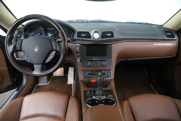 Used 2016 Maserati GranTurismo Sport for sale $64,900 at Alfa Romeo of Greenwich in Greenwich CT 06830 16