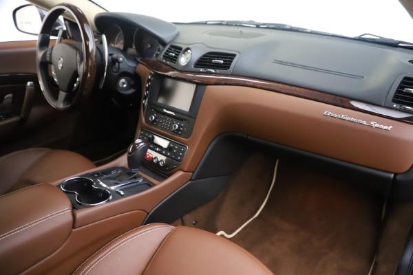 Used 2016 Maserati GranTurismo Sport for sale $64,900 at Alfa Romeo of Greenwich in Greenwich CT 06830 19