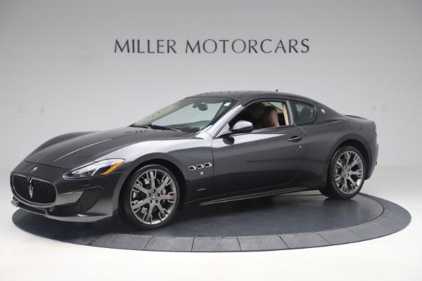 Used 2016 Maserati GranTurismo Sport for sale $64,900 at Alfa Romeo of Greenwich in Greenwich CT 06830 2