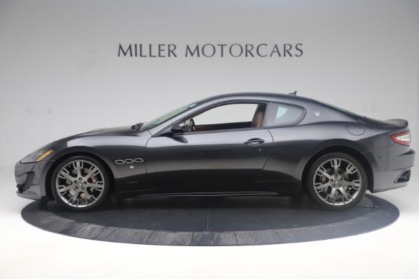 Used 2016 Maserati GranTurismo Sport for sale $64,900 at Alfa Romeo of Greenwich in Greenwich CT 06830 3