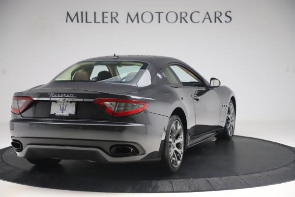 Used 2016 Maserati GranTurismo Sport for sale $64,900 at Alfa Romeo of Greenwich in Greenwich CT 06830 7