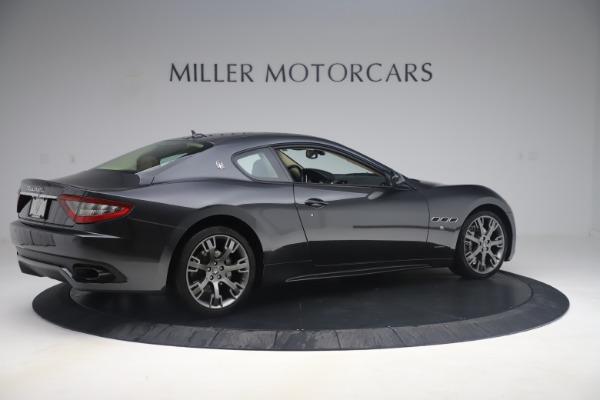 Used 2016 Maserati GranTurismo Sport for sale $64,900 at Alfa Romeo of Greenwich in Greenwich CT 06830 8