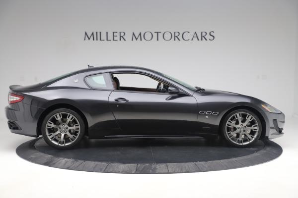 Used 2016 Maserati GranTurismo Sport for sale $64,900 at Alfa Romeo of Greenwich in Greenwich CT 06830 9