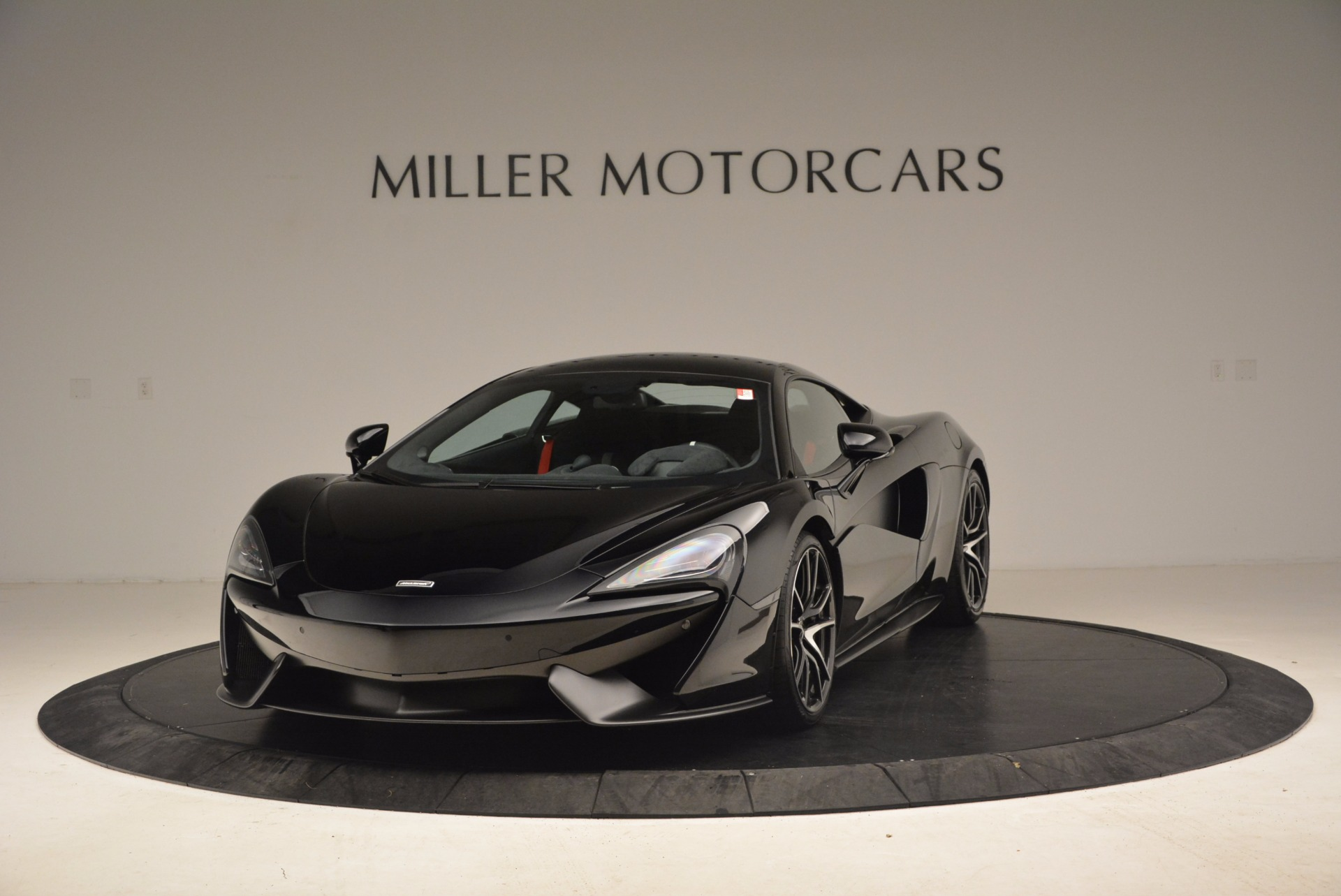 Used 2016 McLaren 570S for sale Sold at Alfa Romeo of Greenwich in Greenwich CT 06830 1