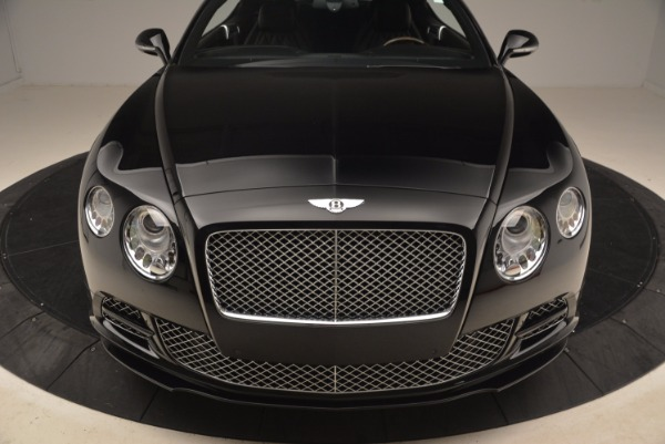 Used 2015 Bentley Continental GT Speed for sale Sold at Alfa Romeo of Greenwich in Greenwich CT 06830 14
