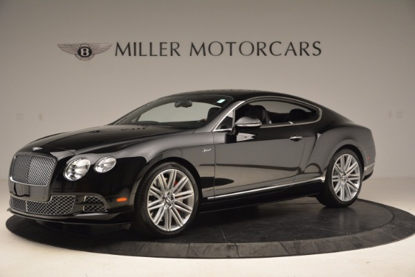 Used 2015 Bentley Continental GT Speed for sale Sold at Alfa Romeo of Greenwich in Greenwich CT 06830 2