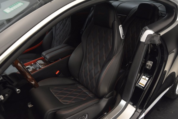 Used 2015 Bentley Continental GT Speed for sale Sold at Alfa Romeo of Greenwich in Greenwich CT 06830 24