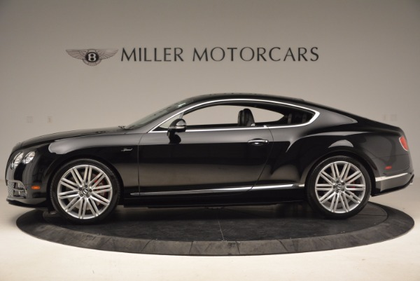 Used 2015 Bentley Continental GT Speed for sale Sold at Alfa Romeo of Greenwich in Greenwich CT 06830 3