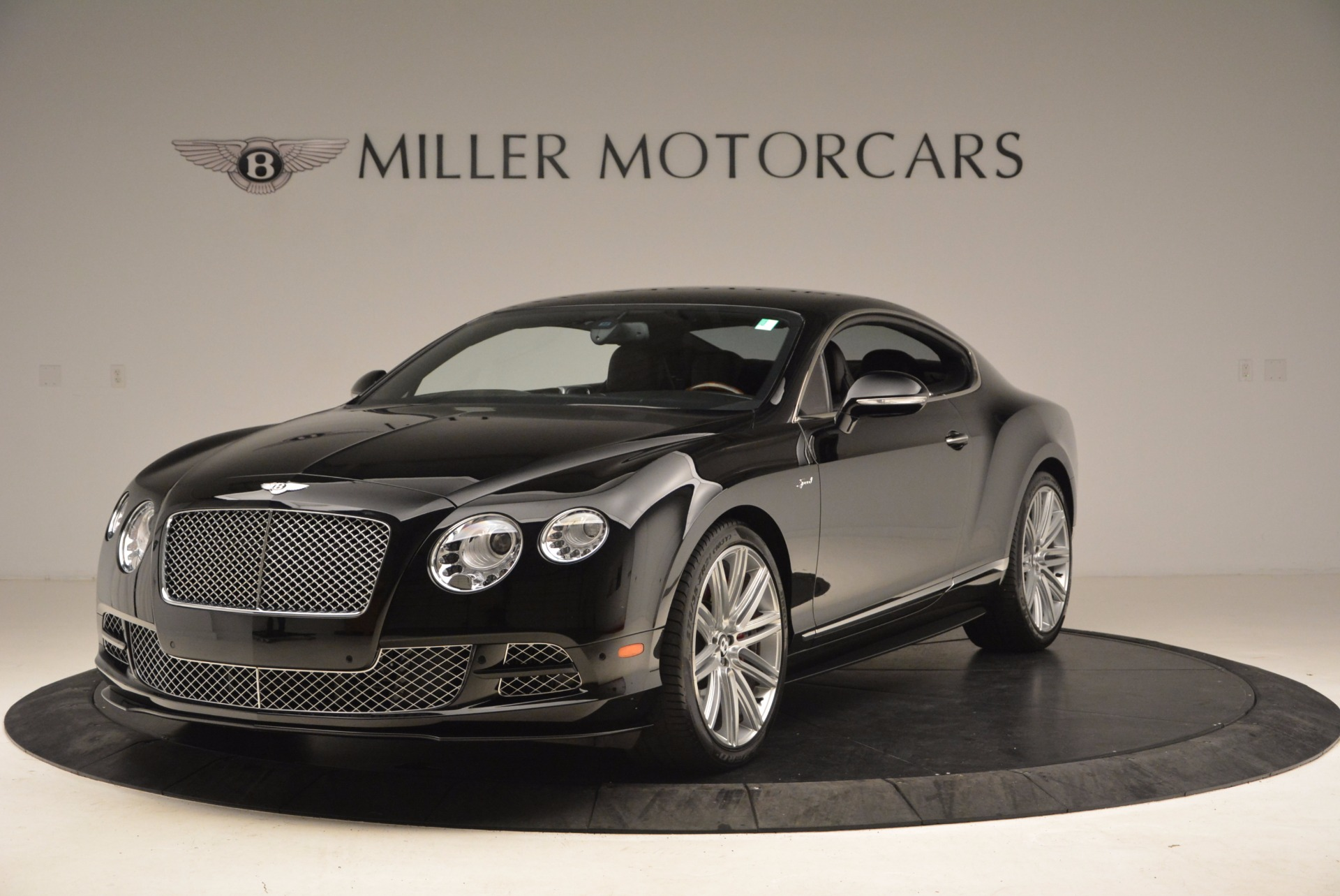 Used 2015 Bentley Continental GT Speed for sale Sold at Alfa Romeo of Greenwich in Greenwich CT 06830 1