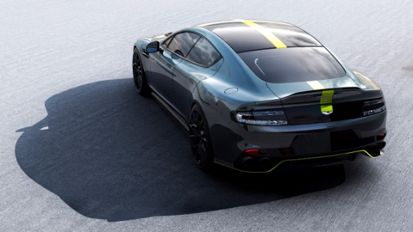 New 2019 Aston Martin Rapide AMR Shadow Edition for sale Sold at Alfa Romeo of Greenwich in Greenwich CT 06830 7