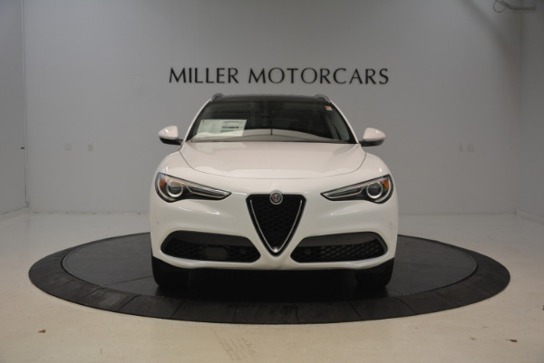 New 2018 Alfa Romeo Stelvio Q4 for sale Sold at Alfa Romeo of Greenwich in Greenwich CT 06830 12