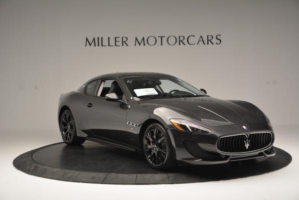 New 2016 Maserati GranTurismo Sport for sale Sold at Alfa Romeo of Greenwich in Greenwich CT 06830 11