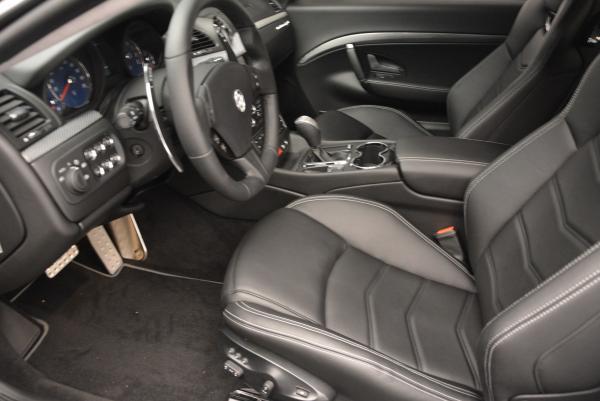 New 2016 Maserati GranTurismo Sport for sale Sold at Alfa Romeo of Greenwich in Greenwich CT 06830 14