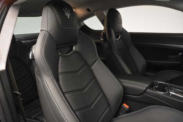 New 2016 Maserati GranTurismo Sport for sale Sold at Alfa Romeo of Greenwich in Greenwich CT 06830 20