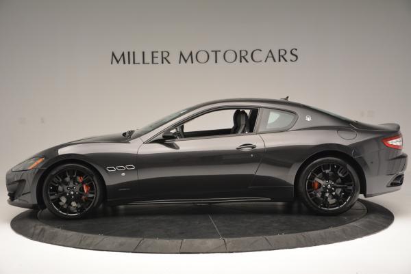 New 2016 Maserati GranTurismo Sport for sale Sold at Alfa Romeo of Greenwich in Greenwich CT 06830 3