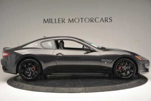 New 2016 Maserati GranTurismo Sport for sale Sold at Alfa Romeo of Greenwich in Greenwich CT 06830 9