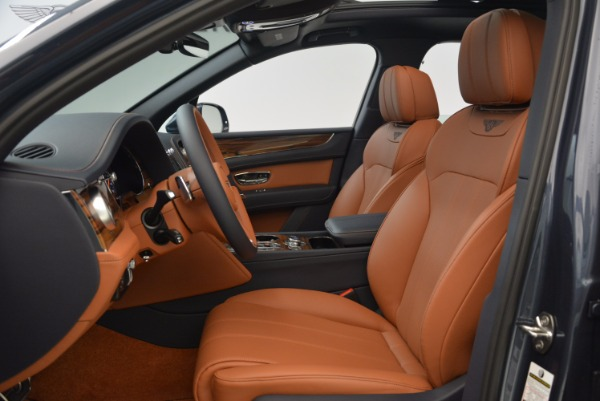 Used 2018 Bentley Bentayga Onyx for sale Sold at Alfa Romeo of Greenwich in Greenwich CT 06830 19