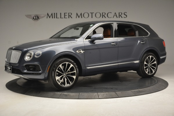 Used 2018 Bentley Bentayga Onyx for sale Sold at Alfa Romeo of Greenwich in Greenwich CT 06830 2