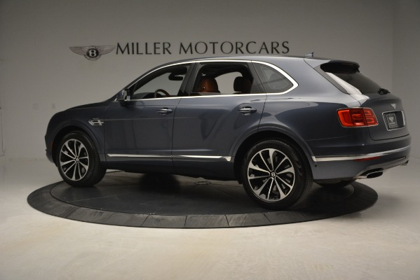 Used 2018 Bentley Bentayga Onyx for sale Sold at Alfa Romeo of Greenwich in Greenwich CT 06830 4