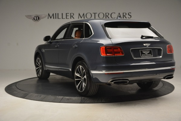 Used 2018 Bentley Bentayga Onyx for sale Sold at Alfa Romeo of Greenwich in Greenwich CT 06830 5