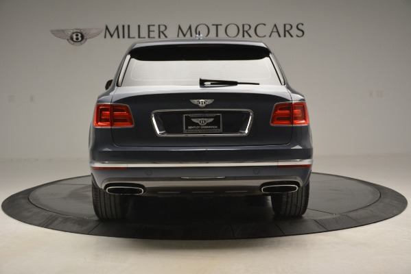 Used 2018 Bentley Bentayga Onyx for sale Sold at Alfa Romeo of Greenwich in Greenwich CT 06830 6