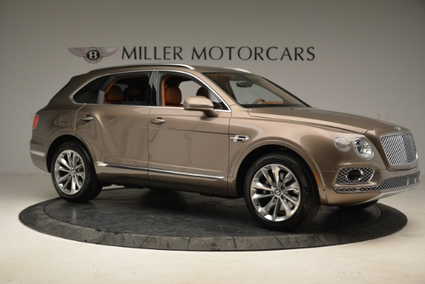 New 2018 Bentley Bentayga Signature for sale Sold at Alfa Romeo of Greenwich in Greenwich CT 06830 10