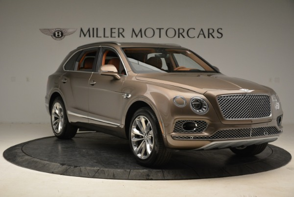 Used 2018 Bentley Bentayga W12 Signature for sale $156,900 at Alfa Romeo of Greenwich in Greenwich CT 06830 11