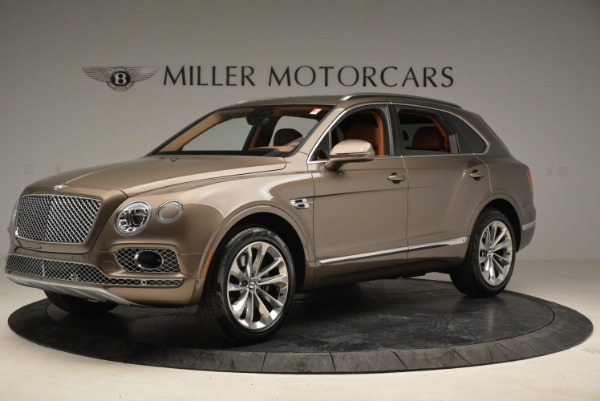 Used 2018 Bentley Bentayga W12 Signature for sale $156,900 at Alfa Romeo of Greenwich in Greenwich CT 06830 2