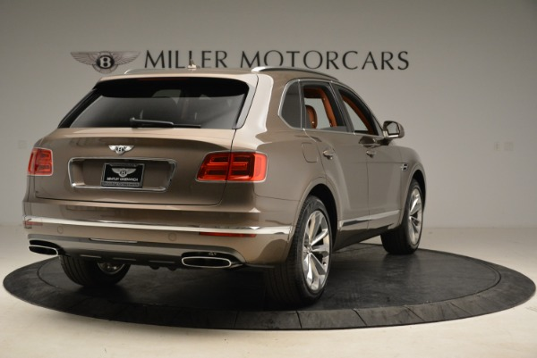 Used 2018 Bentley Bentayga W12 Signature for sale $156,900 at Alfa Romeo of Greenwich in Greenwich CT 06830 7