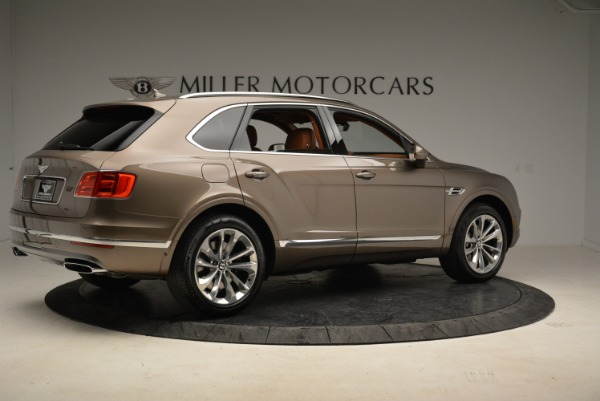 New 2018 Bentley Bentayga Signature for sale Sold at Alfa Romeo of Greenwich in Greenwich CT 06830 8