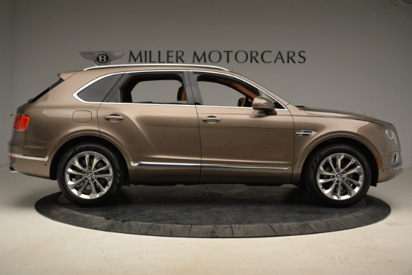 Used 2018 Bentley Bentayga W12 Signature for sale $156,900 at Alfa Romeo of Greenwich in Greenwich CT 06830 9