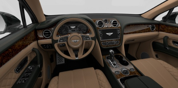 New 2018 Bentley Bentayga Onyx for sale Sold at Alfa Romeo of Greenwich in Greenwich CT 06830 6