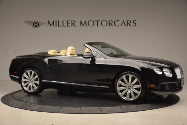 Used 2012 Bentley Continental GT W12 for sale Sold at Alfa Romeo of Greenwich in Greenwich CT 06830 10