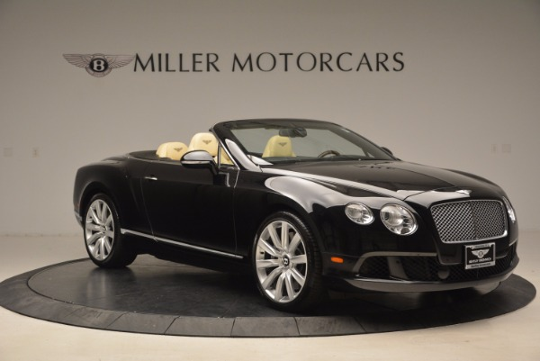 Used 2012 Bentley Continental GT W12 for sale Sold at Alfa Romeo of Greenwich in Greenwich CT 06830 11