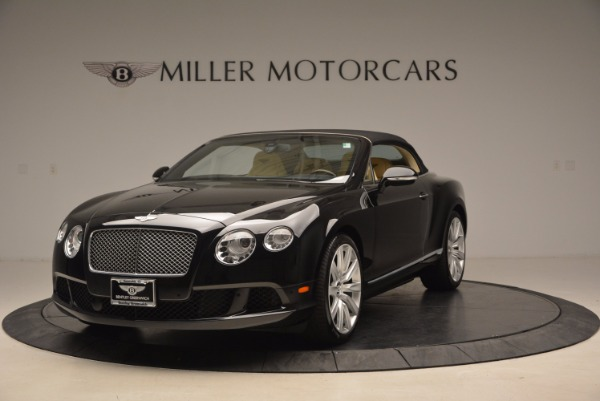 Used 2012 Bentley Continental GT W12 for sale Sold at Alfa Romeo of Greenwich in Greenwich CT 06830 13