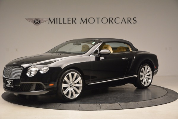 Used 2012 Bentley Continental GT W12 for sale Sold at Alfa Romeo of Greenwich in Greenwich CT 06830 14