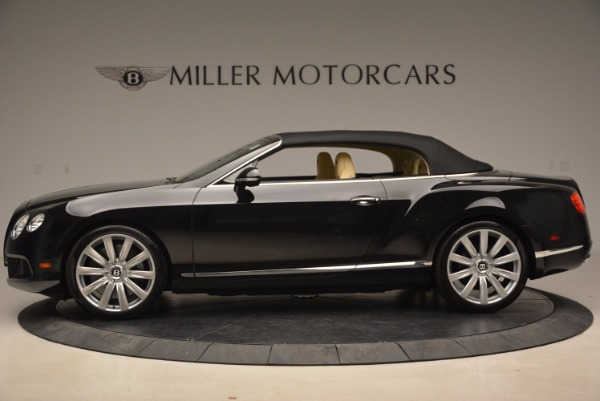 Used 2012 Bentley Continental GT W12 for sale Sold at Alfa Romeo of Greenwich in Greenwich CT 06830 16