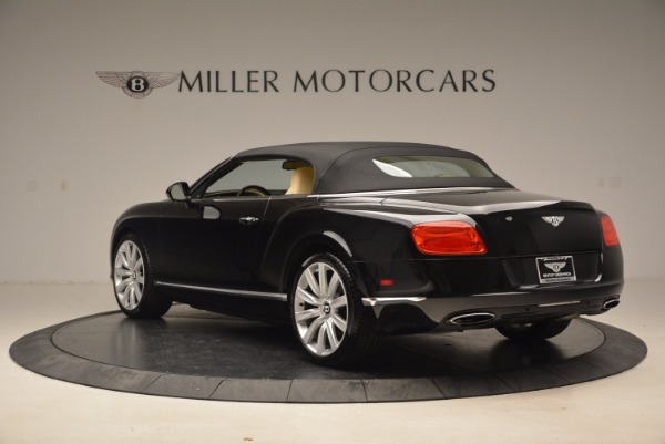 Used 2012 Bentley Continental GT W12 for sale Sold at Alfa Romeo of Greenwich in Greenwich CT 06830 17