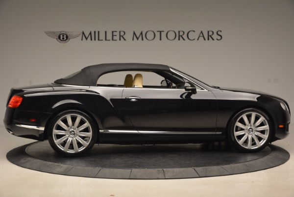 Used 2012 Bentley Continental GT W12 for sale Sold at Alfa Romeo of Greenwich in Greenwich CT 06830 19