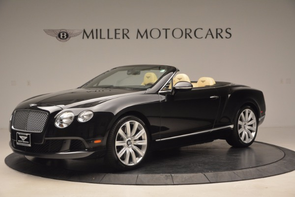 Used 2012 Bentley Continental GT W12 for sale Sold at Alfa Romeo of Greenwich in Greenwich CT 06830 2