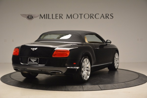 Used 2012 Bentley Continental GT W12 for sale Sold at Alfa Romeo of Greenwich in Greenwich CT 06830 20
