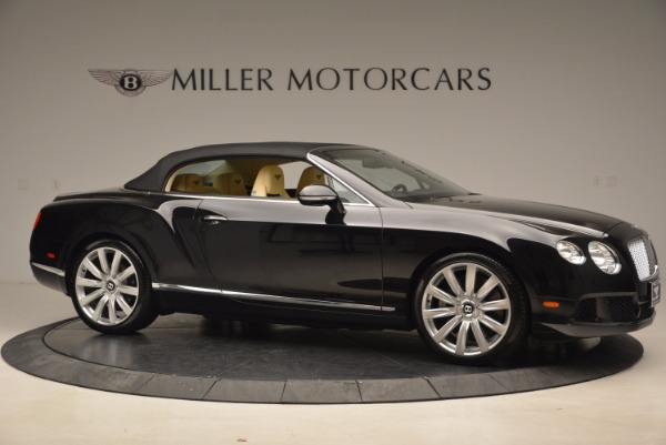 Used 2012 Bentley Continental GT W12 for sale Sold at Alfa Romeo of Greenwich in Greenwich CT 06830 21