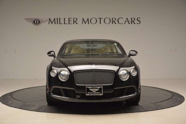 Used 2012 Bentley Continental GT W12 for sale Sold at Alfa Romeo of Greenwich in Greenwich CT 06830 23