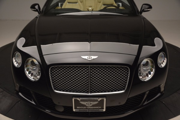 Used 2012 Bentley Continental GT W12 for sale Sold at Alfa Romeo of Greenwich in Greenwich CT 06830 24