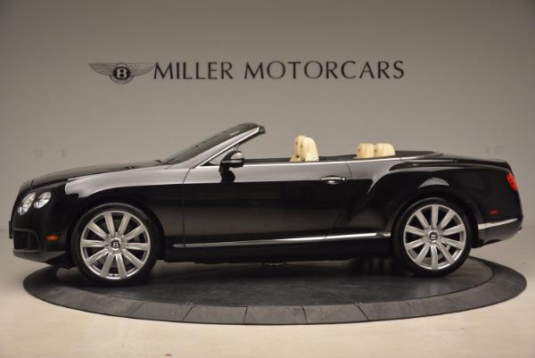 Used 2012 Bentley Continental GT W12 for sale Sold at Alfa Romeo of Greenwich in Greenwich CT 06830 3