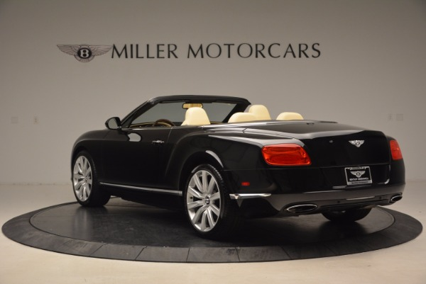 Used 2012 Bentley Continental GT W12 for sale Sold at Alfa Romeo of Greenwich in Greenwich CT 06830 5