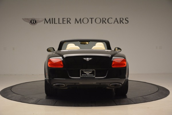 Used 2012 Bentley Continental GT W12 for sale Sold at Alfa Romeo of Greenwich in Greenwich CT 06830 6