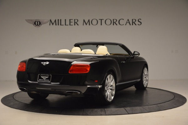 Used 2012 Bentley Continental GT W12 for sale Sold at Alfa Romeo of Greenwich in Greenwich CT 06830 7
