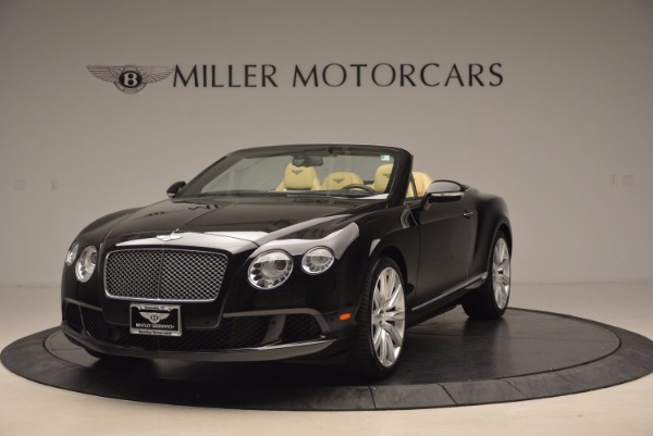 Used 2012 Bentley Continental GT W12 for sale Sold at Alfa Romeo of Greenwich in Greenwich CT 06830 1